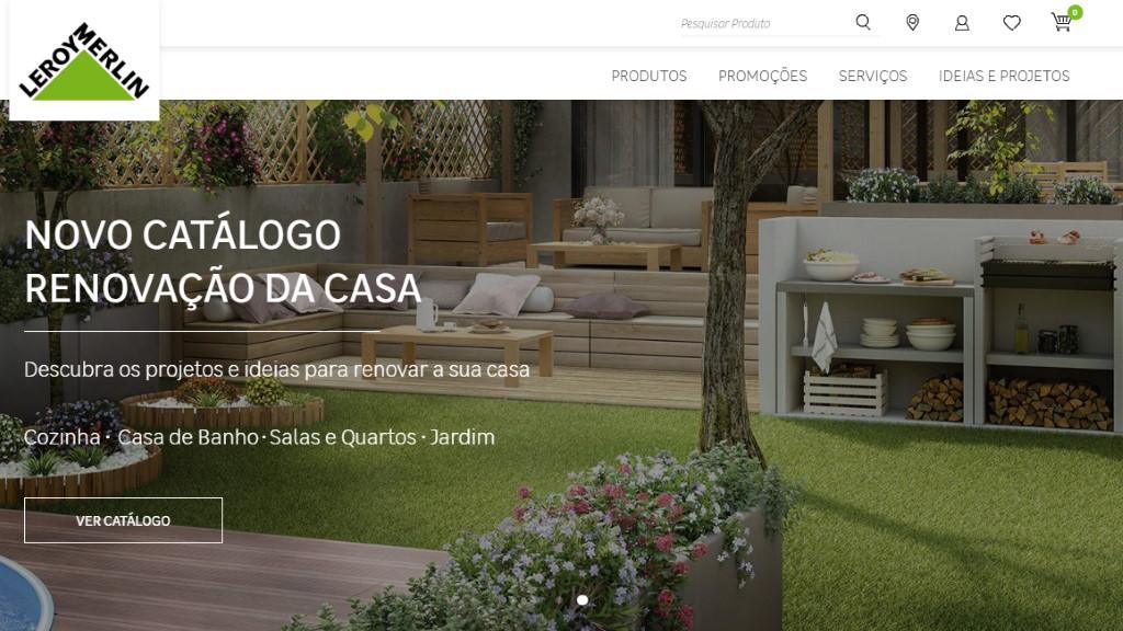 Leroy Merlin – bricolage, construção, decoração e jardim