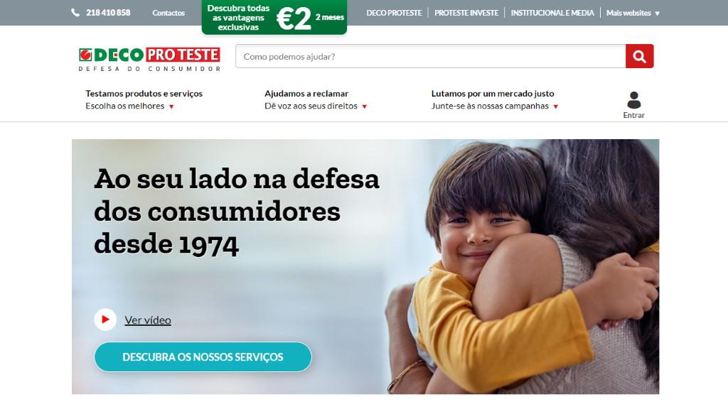 DECO PROTESTE – Defesa do consumidor