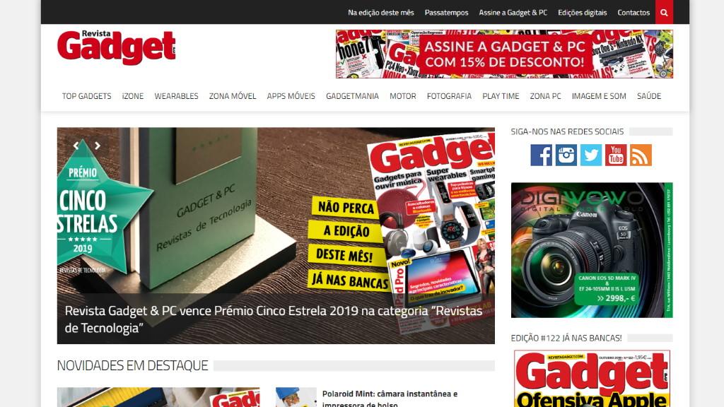 Revista Gadget & PC