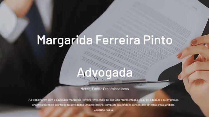 Margarida Ferreira Pinto - Advogada